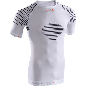 X-Bionic Invent Summerlight Shirt SS Herre white/black